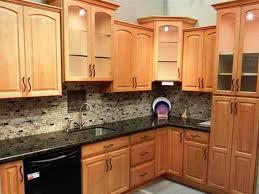 Kitchen Design Oak Cabinets