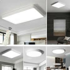 details zu led deckenleuchte modern deckenle weiß für küche wohnzimmer schlafzimmer flur