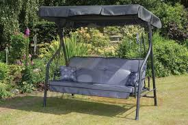 Sears Canada Patio Swing by Patio Swing With Canopy Sears Comfortable Soft Seat Cushion And