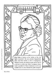 Photo Pic Black History Month Printable Coloring Pages