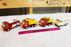 Vintage Metal Tonka Toy Dump Trucks Ambulance A Fire Trucki | ARDIAFM Tonka 1964 Fire Truck Hydrant 100 Original Patina One Owner Nice Vintage 1955 Tonka No 950 6 Suburban Pumper Fire Truck With Fire Truck On Shoppinder Metal Firetruck Vintage Articulated Toy Superior Auction 5 Water 1908254263 Suburban 1963 Paint Real Dept Hose Ladder Tfd A Sliding Ladder Vintage Toys Hydrant Wwwtopsimagescom Toys 1972 Aerial Photo Charlie R Claywell