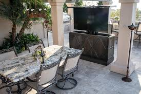outdoor tv lift cabinet furniture to protect tv