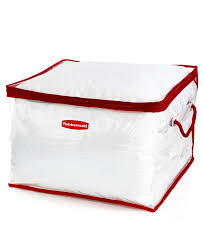 Christmas Tree Storage Container Rubbermaid by Storage Fashionable Rubbermaid Christmas Ornament Storage Box