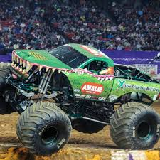 100 Monster Truck Unleashed S Monthly Xtermigator Coming Right At You If You Live
