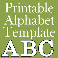 Free Printable Alphabet Letters Inspirational Lovely Free Printable