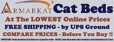 Armarkat Cat Bed by Discount Cat Beds