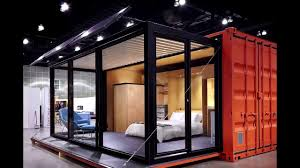 100 Inside Container Homes Inside Shipping Container Homes YouTube