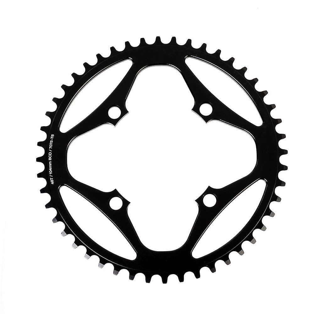 Dimension Outer Chainring - Black, 48T x 104mm