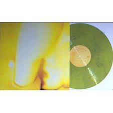 Smashing Pumpkins Siamese Dream Lp by Pisces Iscariot Usa 1994 Ltd Reissue 14 Trk Lp Yellow Vinyl Full