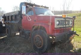 100 1986 Chevy Trucks For Sale Chevrolet C70 Dump Truck Item K7337 SOLD May 5 Gov