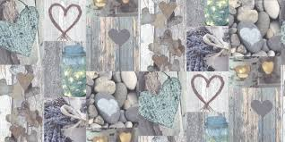 Rustic Heart By Arthouse