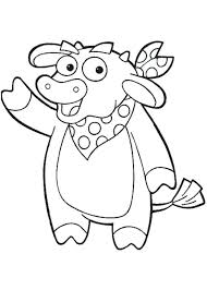 Dora The Explorer Coloring Sheets To Print Pages Are You Looking For Books Free And Friends