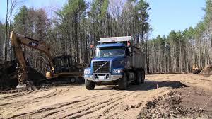 Volvo VHD Dump Truck Dumping Its Load - YouTube Volvo Dump Truck Stock Photo 91312704 Alamy Moscow Sep 5 2017 View On Dump Exhibit Commercial Lvo A30g Articulated Trucks For Sale Dumper A25c 2002 Vhd64f Triple Axle Item Z9128 Sold Truck In Tennessee A45g Fs Specifications Technical Data 52018 Lectura Heavy Equipment Photos 1996 A35c Arculating 69000 Alaska Land For No You Cannot Stop This One Can It At Articulated Carsautodrive