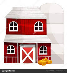 Red Barn And Silo On White Background — Stock Vector ... Red Barn Clip Art At Clipart Library Vector Clip Art Online Farm Hawaii Dermatology Clipart Best Chinacps Top 75 Free Image 227501 Illustration By Visekart Avenue Of A Wooden With Hay Bnp Design Studio 1696 Fall Festival Apple Digital Tractor Library Simple Doors Cartoon For You Royalty Cliparts Vectors