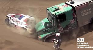 100 Big Trucks Racing BangShiftcom Heres A Recap Of All The Truck Action From Dakar