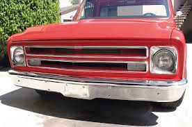 Giving A 1968 Chevrolet C10 A Facelift Without Going Under The Knife ...
