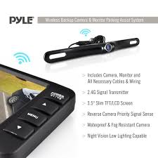 Amazon.com: Pyle Wireless Backup Rearview Car Camera Monitor Screen ... Autovox M1w Wireless Backup Camera Kit Night Vision 43 Rear Digital Signal And Car Reverse Amazoncom Garmin Nvi 2798lmt Portable Gps With Our New System Will Revolutionize The China 35inch Based On 10 Reliable Cameras For Your In 2018 Video Mounts To Farm 5 Inch Backup Camera Parking Sensor Monitor Rv Truck Yada Bt53872m2 Matte Black 100m 24 Ghz View Ca 7 0480 Lcd Monitorbackup Convoy Launches Ctortrailer Cam Trucking News