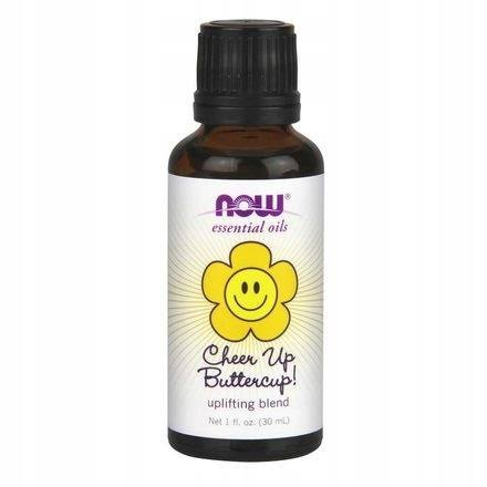 Now Foods Cheer Up Buttercup Oil Blend - 1oz