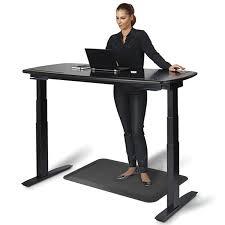 Standing Desk Floor Mat by A2s Protection Anti Fatigue Comfort Floor Mat Elegant Gray