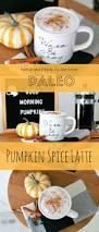 Pumpkin Spice Latte K Cups by Paleo Pumpkin Spice Latte Recipe