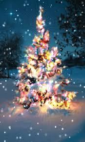 Colorful Animated Christmas Tree