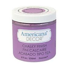Americana Decor Chalky Finish Paint Lace by Americana Decor Chalky Finish Paint Madame Pickwick
