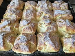 rezept aus omas küche quarktaschen mit hefeteig