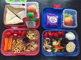Gluten Free Toddler Lunch Idea