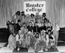 Knotts Halloween Haunt Jobs by Monster College Graduation Knott U0027s Berry Farm 1990 Flickr