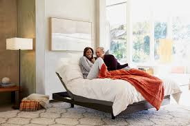 Adjustable Split Queen Bed by The Complete Adjustable Bed Buying Guide Reverie