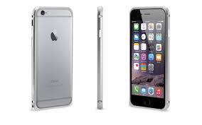 Bumper iPhone 6 Anodized Aluminium