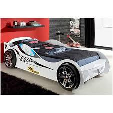chambre voiture garcon lit voiture de course enfant 1 tiroir vipack lit voiture courses