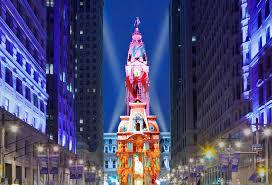 dan cirucci philly city in dazzling light show