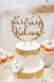 Modern Rustic Wedding Cake Toppers Picture Contemporary Portrait