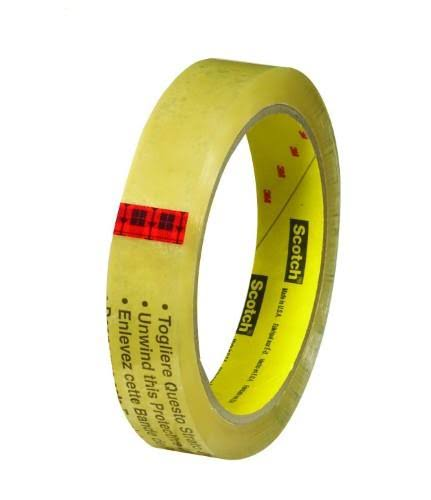 3M - #666 Scotch Double-Coated Tape - 3/4 inch x 36 yds.