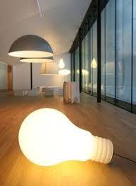lighting bulb pendant light by olaerts protide