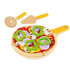 hape pizza pizza set 31tlg