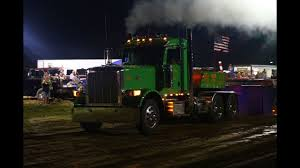 100 Bluegrass Truck And Trailer Pulling 2017 Pro Street Semis Lebanon KY Lets Go