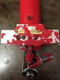 Hydraulic Floor Jack Adjustment by How To Adjust Valves On Napa Professional Floor Jack Model 791