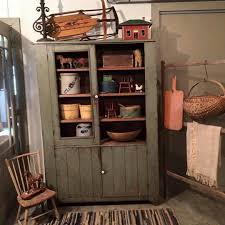 Susan Shire Antiques Primitive HutchPrimitive Country DecoratingPrimitive FurniturePrimitive