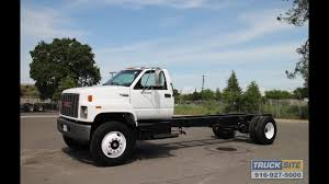 100 Kodiak Trucks 1995 GMC TopKick Cab Chassis For Sale By Truck Site YouTube