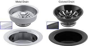 kitchen sink drain identification