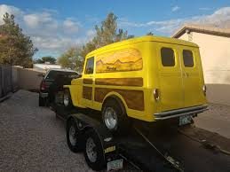 100 Las Vegas Truck Driving School From Olahoma City To I Built One Of These Willys Back In