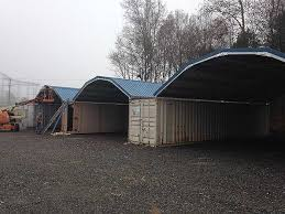 PodRoof Steel Shipping Container Roof Kits Now Available In United