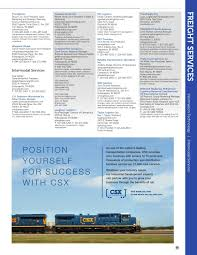 2016 Indiana Logistics Directory By Ports Of Indiana - Issuu Jacksonville Florida Jax Beach Restaurant Attorney Bank Hospital Analyst Csx Execs Intermodal Push Good For North Carolina In New Rail Facility Mckees Rocks And Both See Chance More Csx Trucking Wwwpicsbudcom Railroad Freight Train Locomotive Engine Emd Ge Boxcar Bnsfcsxfec 127 Million Savannah Port Rail Hub Expected To Take 2000 Trucks Home Csxcom Swift Daycab Pulling A How Tomorrow Moves Container Brian Walker Engineer Transportation Linkedin Railroad Operator Csxs Quarterly Profit Tops Wall Street Target Csx1230201110k