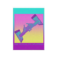 compare prices for retro vaporwave ästhetik kunstdruck