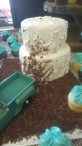 100 Truck Wedding Cake Mud Wedding Cake With Truck And Cupcakes WEDDING CAKE IDEAS