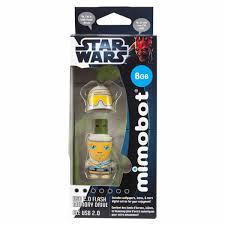 Mimobot Star Wars Hoth Luke 8GB USB 20 Flash Memory Drive BIG W