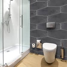 Home Depot Merola Hex Tile by Jeffrey Court Castle Rock 9 1 2 In X 19 1 4 In X 8 5 Mm