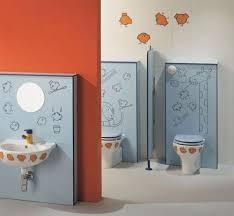 bathroom design ideas animal motif kinder badezimmer